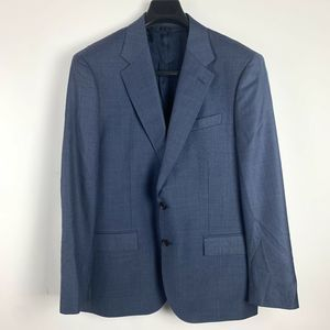 J Crew Ludlow Blue Slim Fit Blazer Jacket